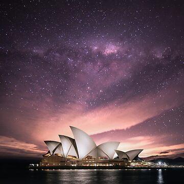 Starstruck, Sydney Opera House - Australia by amorphousbeing