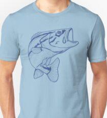 Go Fishing Unisex T-Shirt
