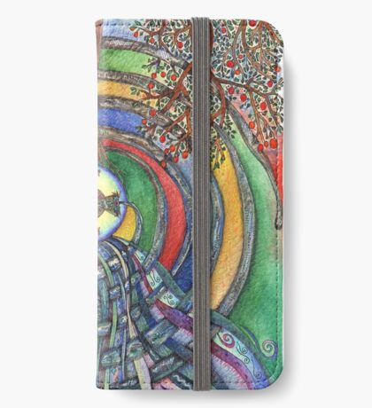 Christ Centred Living iPhone Wallet