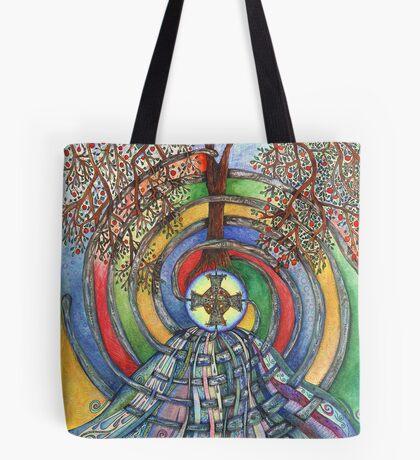 Christ Centred Living Tote Bag