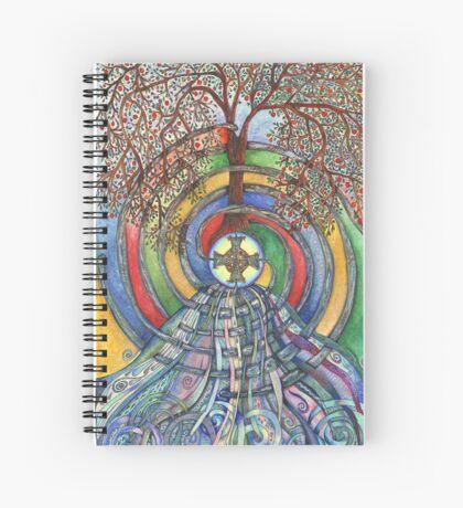 Christ Centred Living Spiral Notebook