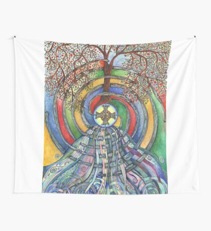 Christ Centred Living Wall Tapestry