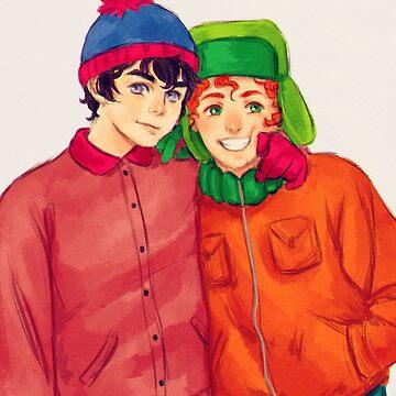 Stan & Kyle by brookemilton