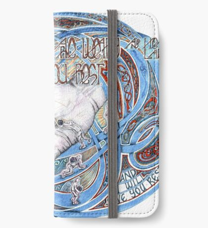 Come To Me iPhone Wallet