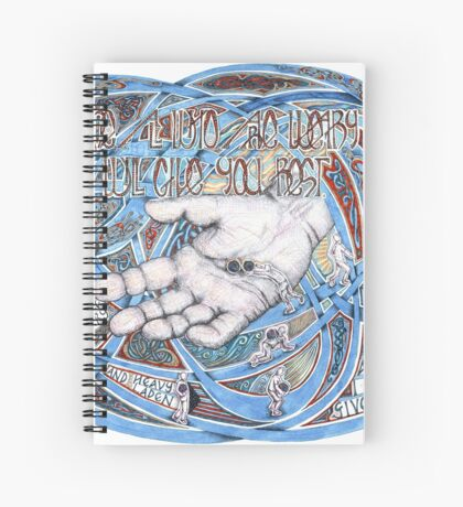 Come To Me Spiral Notebook