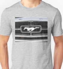 Ford Mustang Grille Badge Unisex T-Shirt