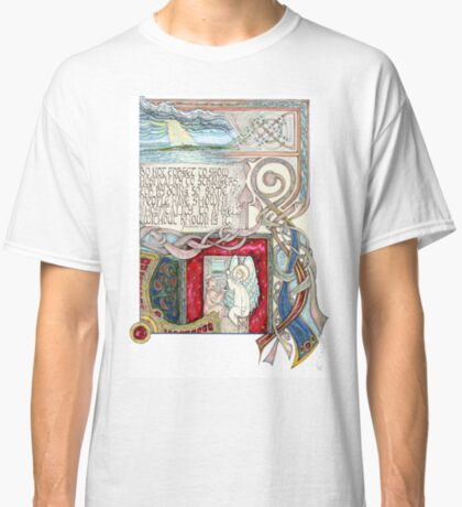 Hospitality to Angels Classic T-Shirt