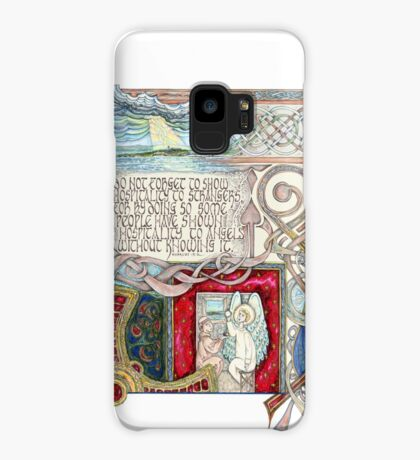 Hospitality to Angels Case/Skin for Samsung Galaxy