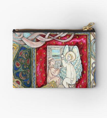 Hospitality to Angels Studio Pouch