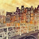 Amsterdam by Maja Wrońska