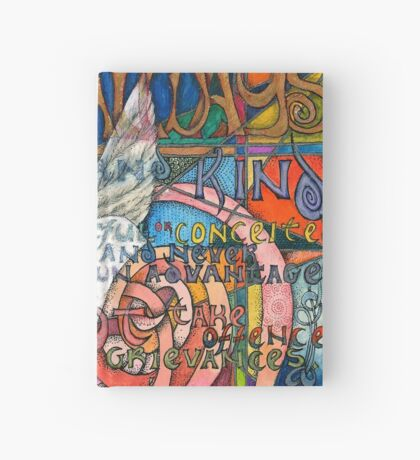 Love Is Hardcover Journal