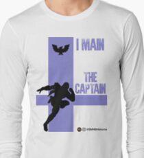 The Captain (Black) T-Shirt