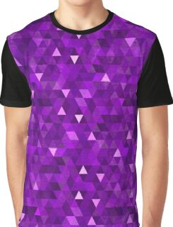 Low Polygon 3 Graphic T-Shirt