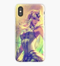 Elementalist Lux iPhone Case/Skin