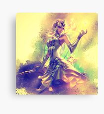 Elementalist Lux Canvas Print