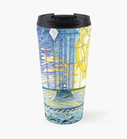 My Saviours Love Travel Mug