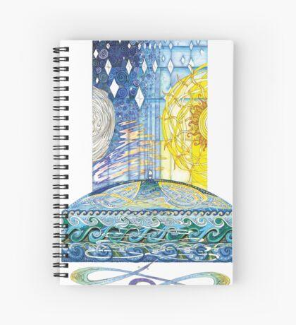 My Saviours Love Spiral Notebook