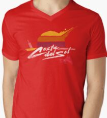 Costa Del Sol Men's V-Neck T-Shirt