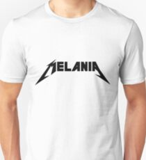 Melania/  Heavy metal T-Shirt