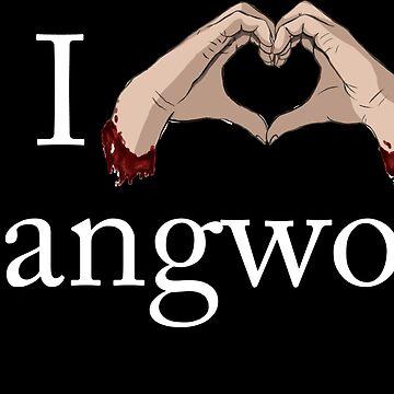 I love Sangwoo by Bel-SY-14