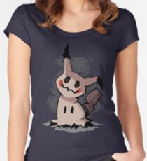 pikachu Women's Fitted Scoop T-Shirt