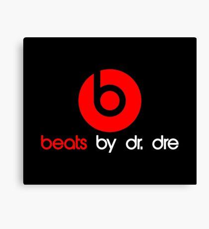 Beats Music Canvas Print