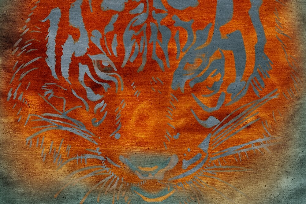 Tiger by bengrace