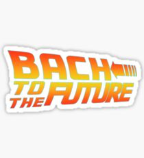 Bach to the Futute Sticker
