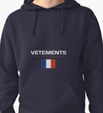 Vetements Haute Couture Pullover Hoodie