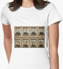 Windows Eight ©  Womens Fitted T-Shirt