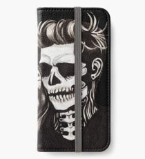 Day of the Dead Lovers iPhone Wallet/Case/Skin