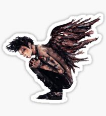 "Andy Biersack - ""Fallen Angel"" Sticker"