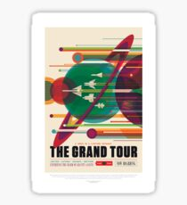 The Grand Tour Sticker