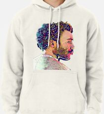 Abstract Gambino Pullover Hoodie