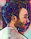 Abstract Gambino by stilldan97