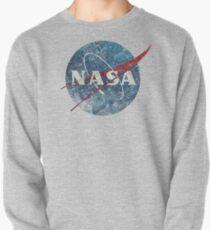 NASA Space Agency Ultra-Vintage Pullover Sweatshirt