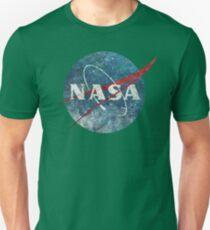 NASA Space Agency Ultra-Vintage T-Shirt