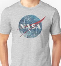 NASA Space Agency Ultra-Vintage T-Shirt