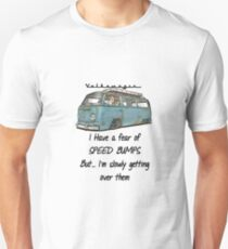 Volkswagen Speed bumpes Unisex T-Shirt