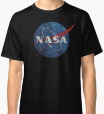 NASA Vintage Emblem Classic T-Shirt