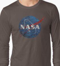 NASA Vintage Emblem Long Sleeve T-Shirt