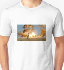 Nick 'Honey Badger' Cummins Unisex T-Shirt