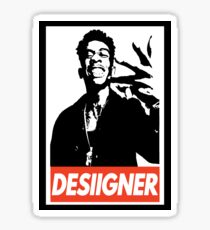 Desiigner Sticker