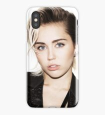 Miley Cyrus HD Designs iPhone Case/Skin