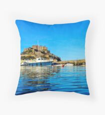 Gorey from Kayak Throw Pillow