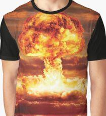 Atomic Bomb Graphic T-Shirt