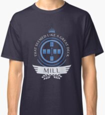 Magic The Gathering - Mill Life Classic T-Shirt