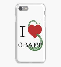 I Lovecraft iPhone Case/Skin