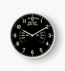 Aircraft clock Clock