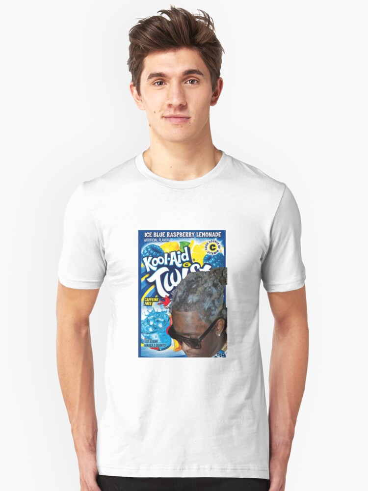 'KoolAid- Young Thug Flavored' T-Shirt by Mikey2002